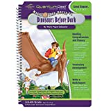 Quantum Pad Learning System: Magic Tree House - Dinosaurs Before Dark Interactive Book and Cartridge ~ LeapFrog Enterprises