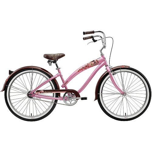 Nirve Lahaina 26 Women's Cruiser Bicycle Frame Size: 16 Inches