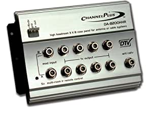 Channel Plus DA-8200HHR High-Headroom RF Distribution Amplifier (Discontinued by Manufacturer)