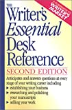 The Writer's Essential Desk Reference (1582971390) by Writer's Digest Books