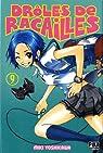 Drôles de racailles, tome 9 par Yoshikawa