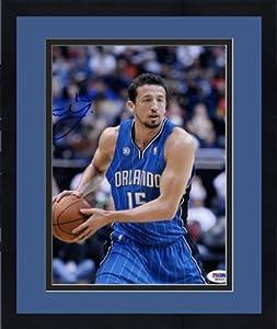 Framed Signed Hedo Turkoglu Orlando Magic Photo - 8x10 - PSA DNA Certified -... by Sports Memorabilia