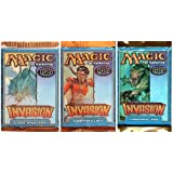 Magic the Gathering Invasion Booster Pack (15 Cards)