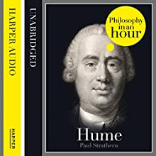 Hume: Philosophy in an Hour Audiobook by Paul Strathern Narrated by Jonathan Keeble