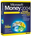 Microsoft Money Small Business 2004 CD
