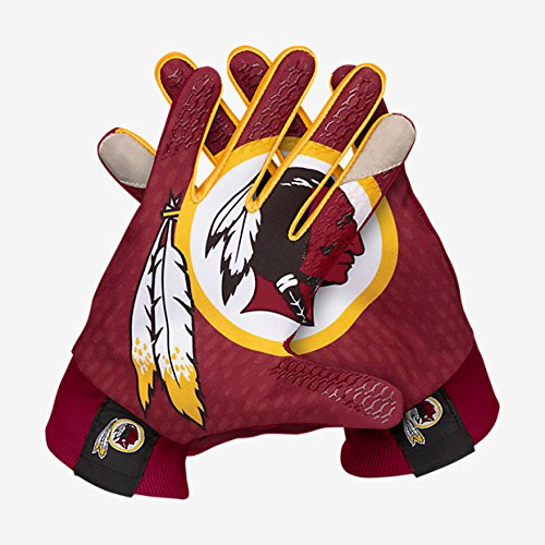 Redskins New Stadium: Nike NFL Washington Redskins Stadium Fan Lock Up Gloves