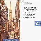 Symphonies-8-/3 Quartets
