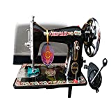 Mychetan LTC2 Straight Stitch Sewing Machine With Cover