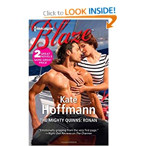 The Mighty Quinns: Ronan: The Mighty Quinns: Marcus (Harlequin Blaze) Kate Hoffmann