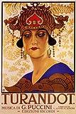 Turandot Fine Art Print (36.83 x 52.07 cm)