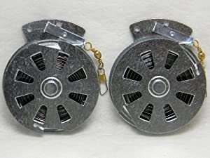 2 Mechanical Fisher's Yo Yo Fishing Reels -Package of 2 YoYos- Yoyo Fish Trap