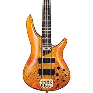 Amazon.com: Ibanez SR800-AM (Amber): Musical Instruments