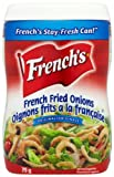 French's French Fried Onions 79 g (Pack of 5)