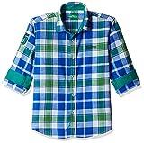 Palm Tree Baby Boys' Shirt (131012212791 C754_Green_12M)