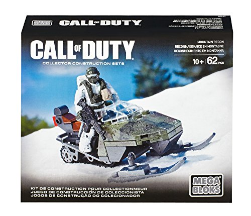 Mega Bloks Call of Duty Mountain Recon