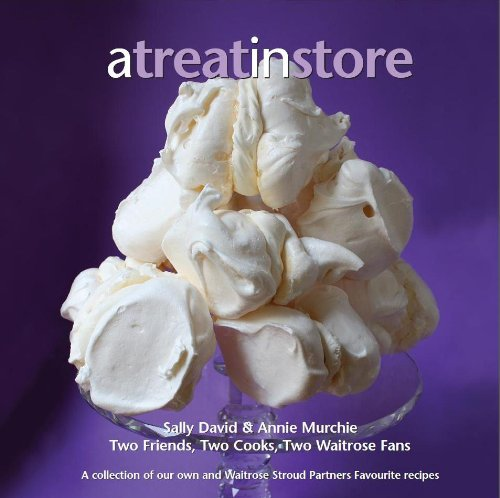 a-treat-in-store-paperback-waitrose-stroud-by-sally-david-and-annie-murchie
