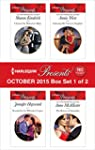 Harlequin Presents October 2015 - Box...