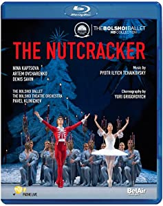 Bolshoi Ballet Collection - The Nutcracker Blu-ray 2012 by Bel Air