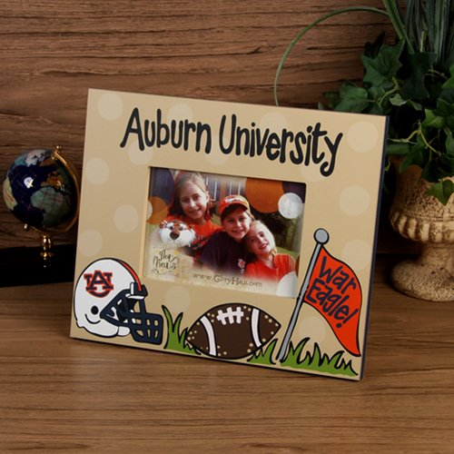 NCAA Auburn Tigers 10'' x 12'' Artwork Picture Frame at Amazon.com