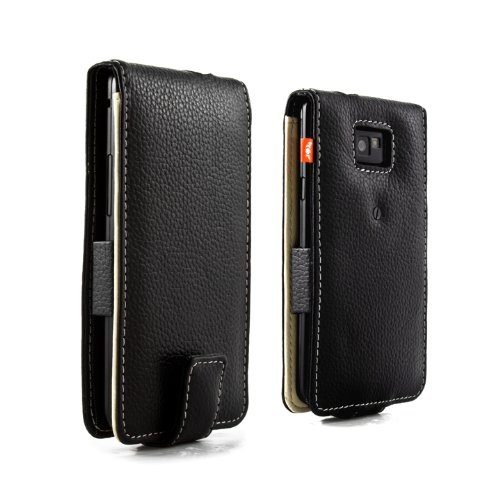 Proporta Aluminium Lined Leather Case (Samsung Galaxy S II)