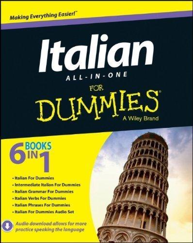 Italian All-in-One For Dummies by Di Pietro, Antonietta, Onofri, Francesca Romana, Picarazzi, (2013) Paperback (Italian All In One For Dummies compare prices)