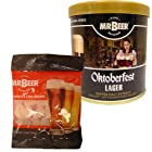 Mr. Beer Oktoberfest Lager Refill Brew Pack with Coopers Carbonation Drops Refill