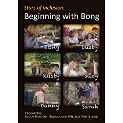 Stars of Inclusion: Beginning with Bong