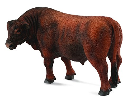 CollectA Red Angus Bull