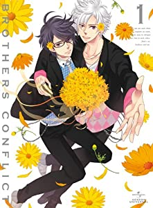 【Amazon.co.jp限定】BROTHERS CONFLICT 第1巻(初回限定版)(ファン感謝イベント先行抽選券封入) (全巻収納BOX付き)[Blu-ray]
