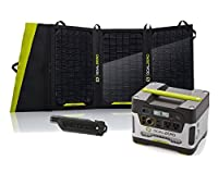 Goal Zero Yeti 400 Solar Generator Kit w...