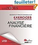 Analyse financi�re 2014-2015 : Exerci...