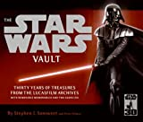 The Star Wars Vault: Thirty Years of Treasures from the Lucasfilm Archives, With Removable Memorabilia and Two Audio CDs (0061257311) by Sansweet, Stephen J.
