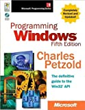 img - for C.Petzold'sProgramming Windows (Microsoft Programming Series) 5th edition [Hardcover]1998) book / textbook / text book
