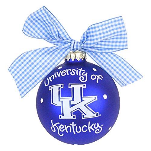 UK Logo Ornament