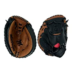MacGregor Youth Series Catchers Mitt RHT - Baseball by MacGregor