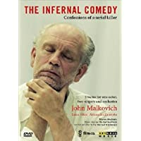 The Infernal Comedy: Confessions of a serial killer - featuring John Malkovich; Laura Aikin; Aleksandra Zamojska; Orchestra Weiner Akademie (2009)