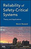 img - for Reliability of Safety-Critical Systems: Theory and Applications by Marvin Rausand (2014-02-03) book / textbook / text book