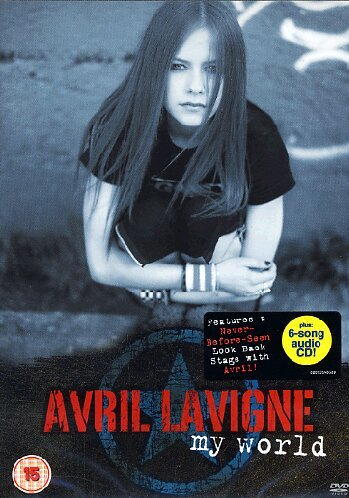 Avril Lavigne - My World (Dvd+Cd)