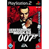 James Bond 007 - Liebesgr�sse aus Moskau [EA Most Wanted]