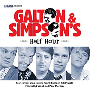 Galton & Simpson's Half Hour | [Ray Galton, Alan Simpson]
