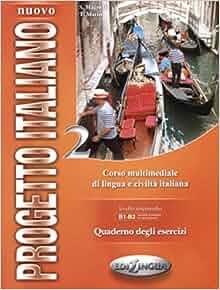 Nuovo Progetto Italiano 2 - Quaderno degli Esercizi (Italian Edition