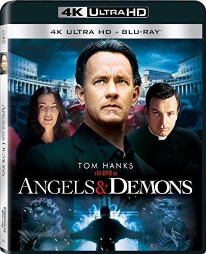 Angels & Demons (4K UHD + Blu-ray + UV Combo)