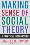 img - for Making Sense of Social Theory book / textbook / text book