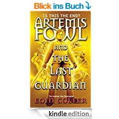 Artemis Fowl and the Last Guardian