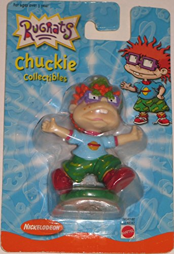 Rugrats Collectible Figure - Chuckie