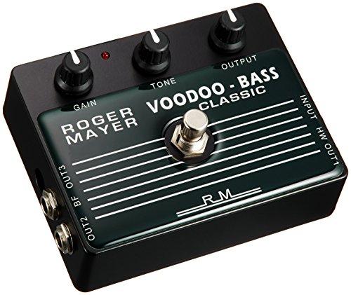 【国内正規品】 ROGER MAYER Voodoo-Bass Classic
