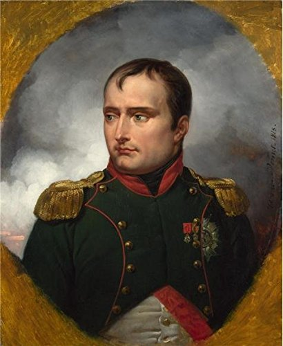 'Emile-Jean-Horace Vernet - The Emperor Napoleon I,1815' Oil Painting, 16x20 Inch / 41x50 Cm ,printed On High Quality Polyster Canvas ,this High Definition Art Decorative Prints On Canvas Is Perfectly Suitalbe For Wall Art Artwork And Home Decor And Gifts (Upright Desk Calendar 2015 compare prices)