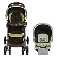 Graco Comfy Cruiser Click Connect Travel System from Graco