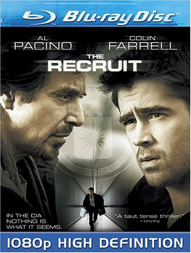 Cover art for  The Recruit [Blu-ray]