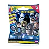 Doctor Who Wave 3 Micro Figures